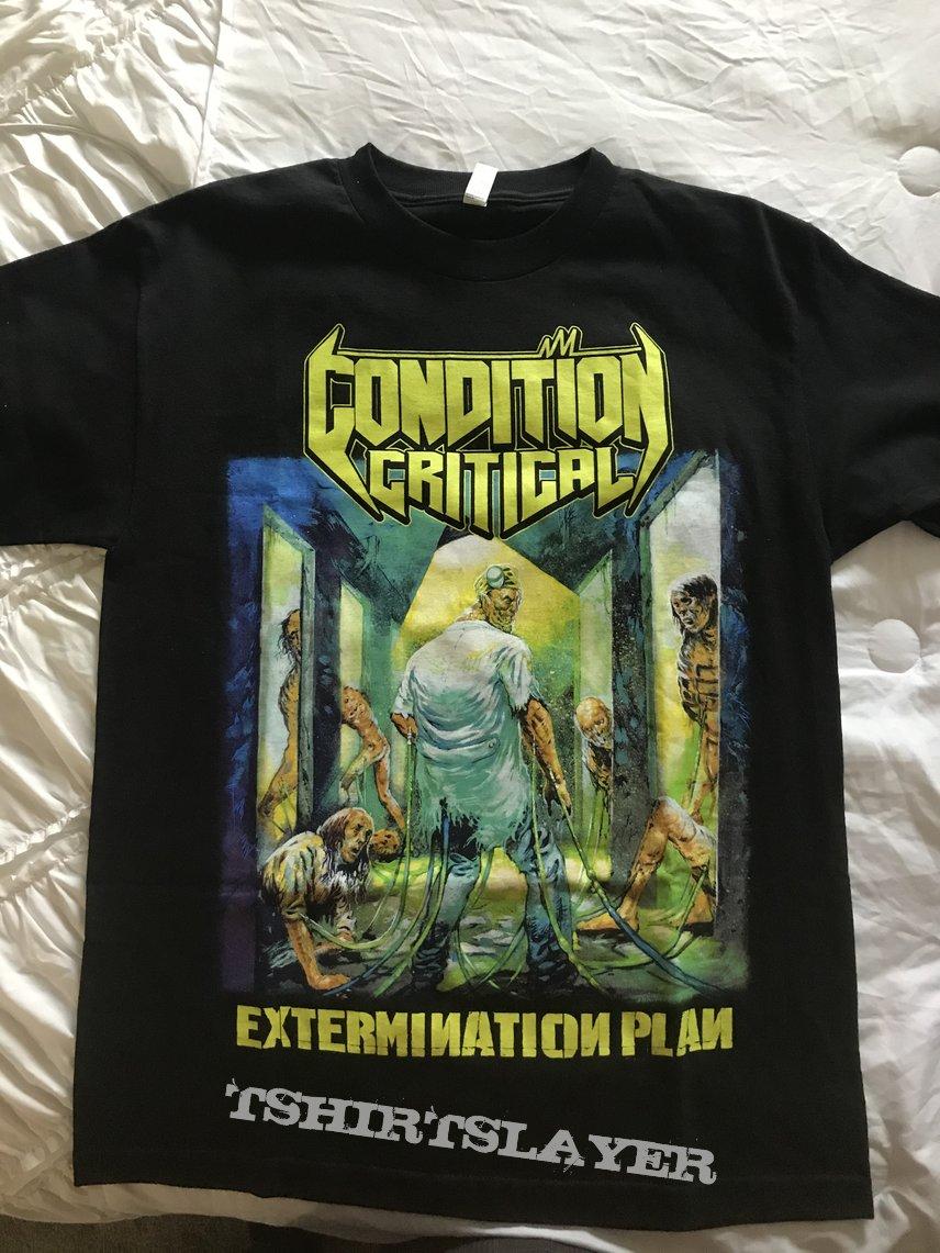 Condition: Critical Extermination Plan