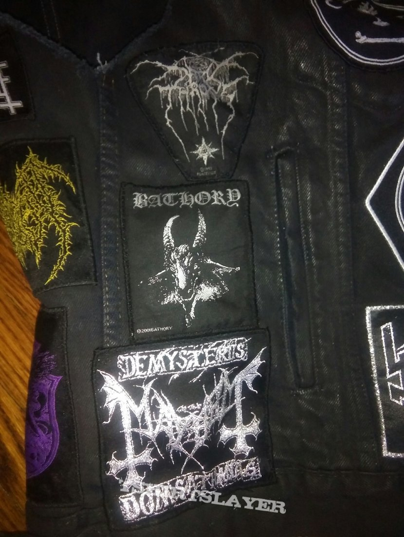 Updated Black Denim