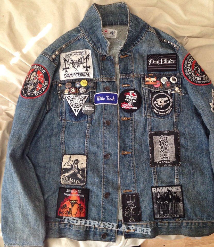 Updated Jacket - Blue Denim