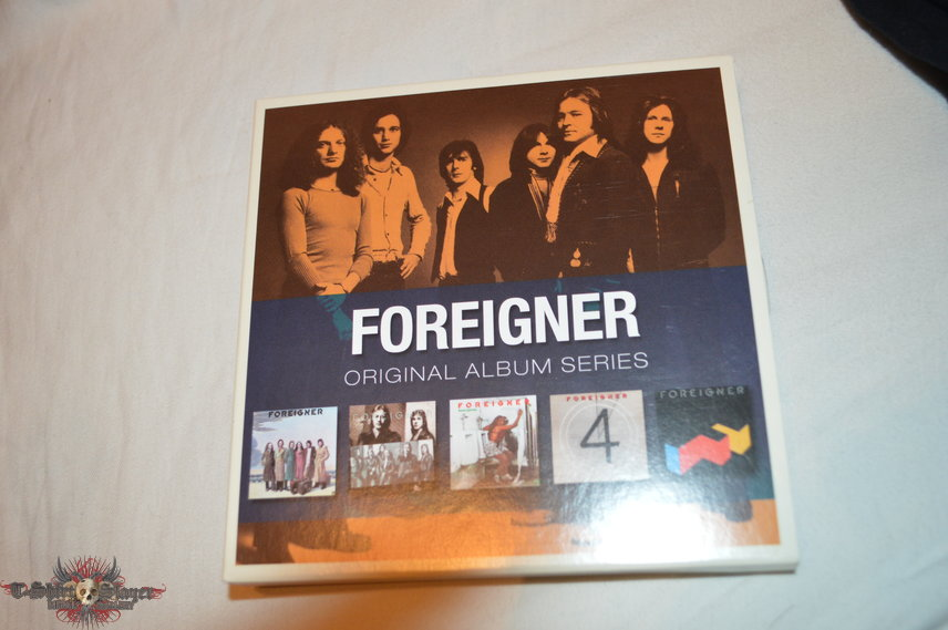Foreigner Collection