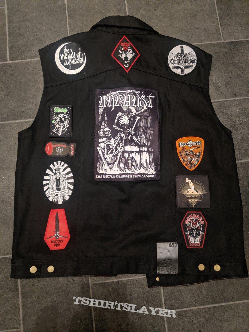 Battle Jacket WIP