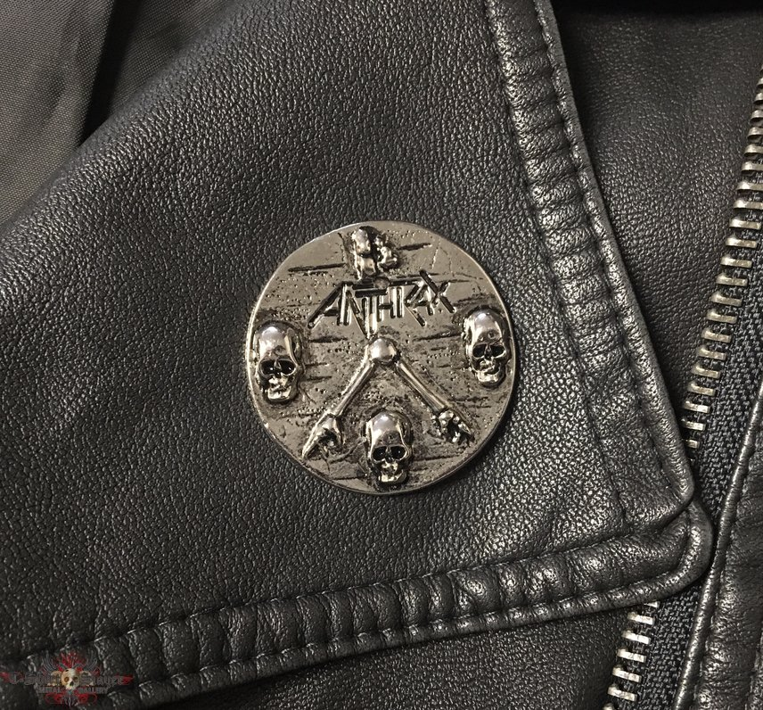 Anthrax Persistence of Time Pin
