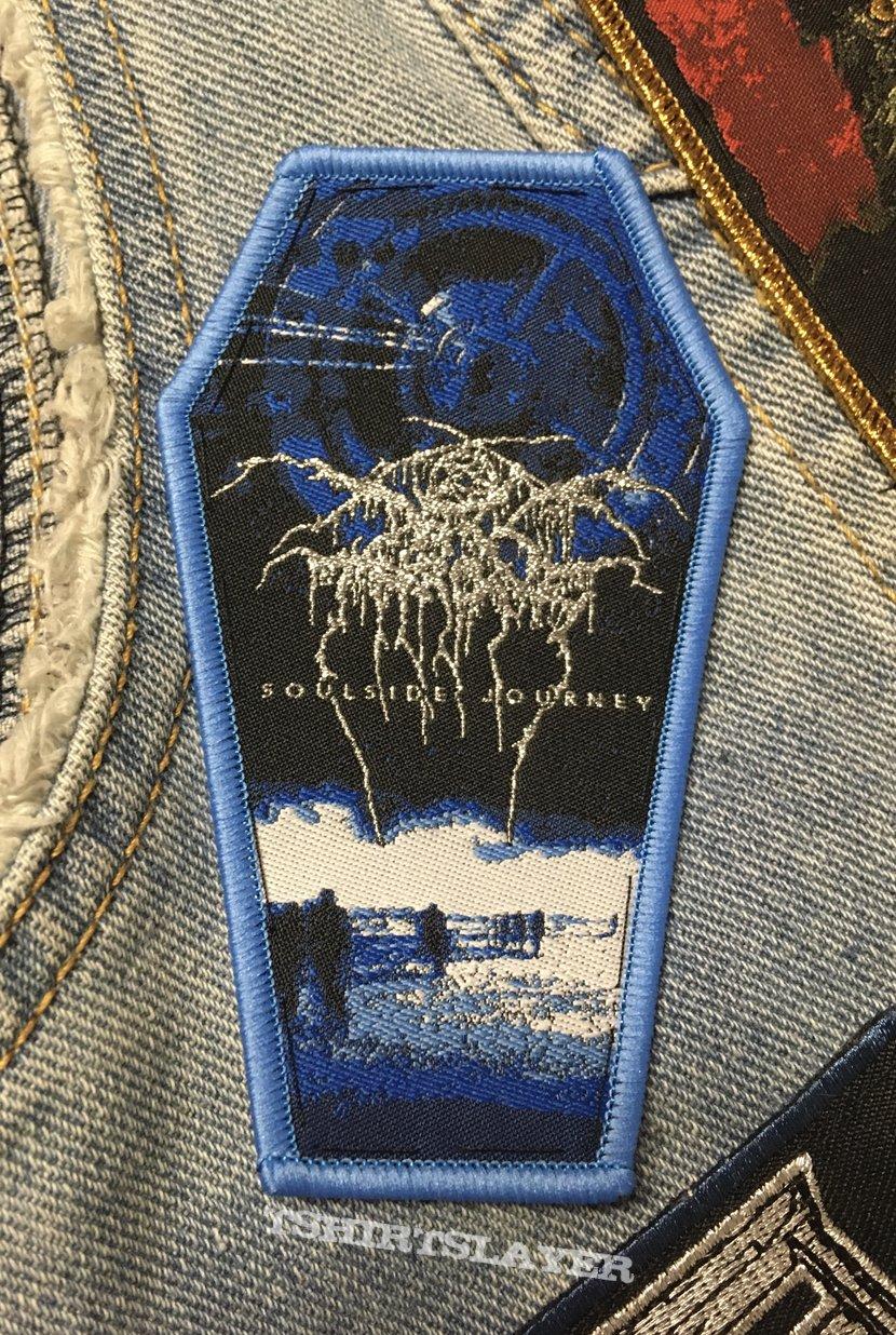 Darkthrone Soulside Journey Coffin Patch