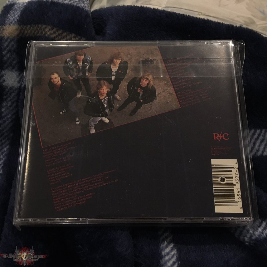By Inheritance CD First Pressing 1990