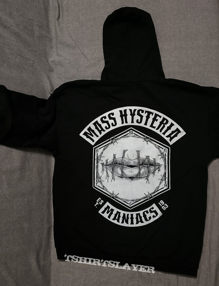 Mass Hysteria - Sweat Bouche Cousue