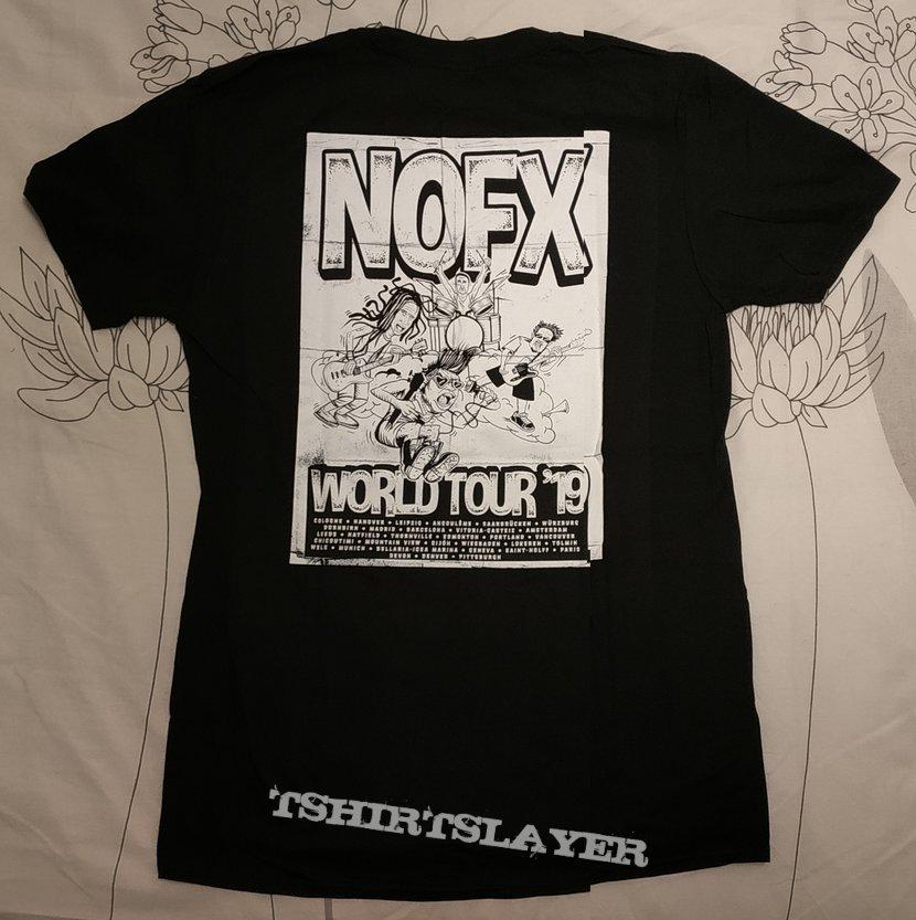 NOFX - World tour 2019