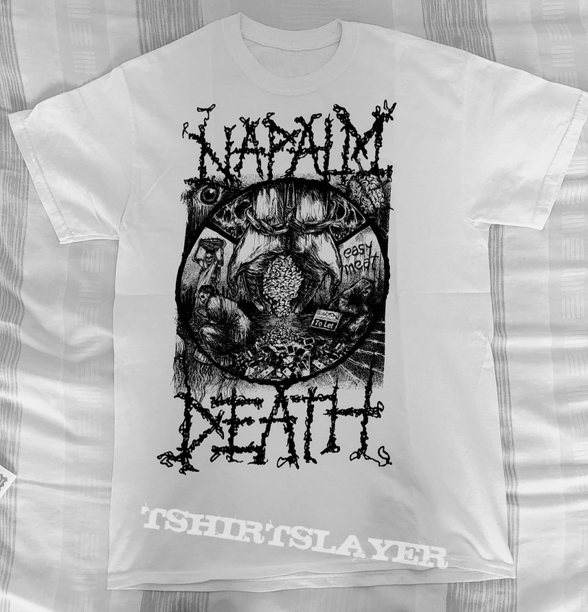 Napalm Death - Easy Meat