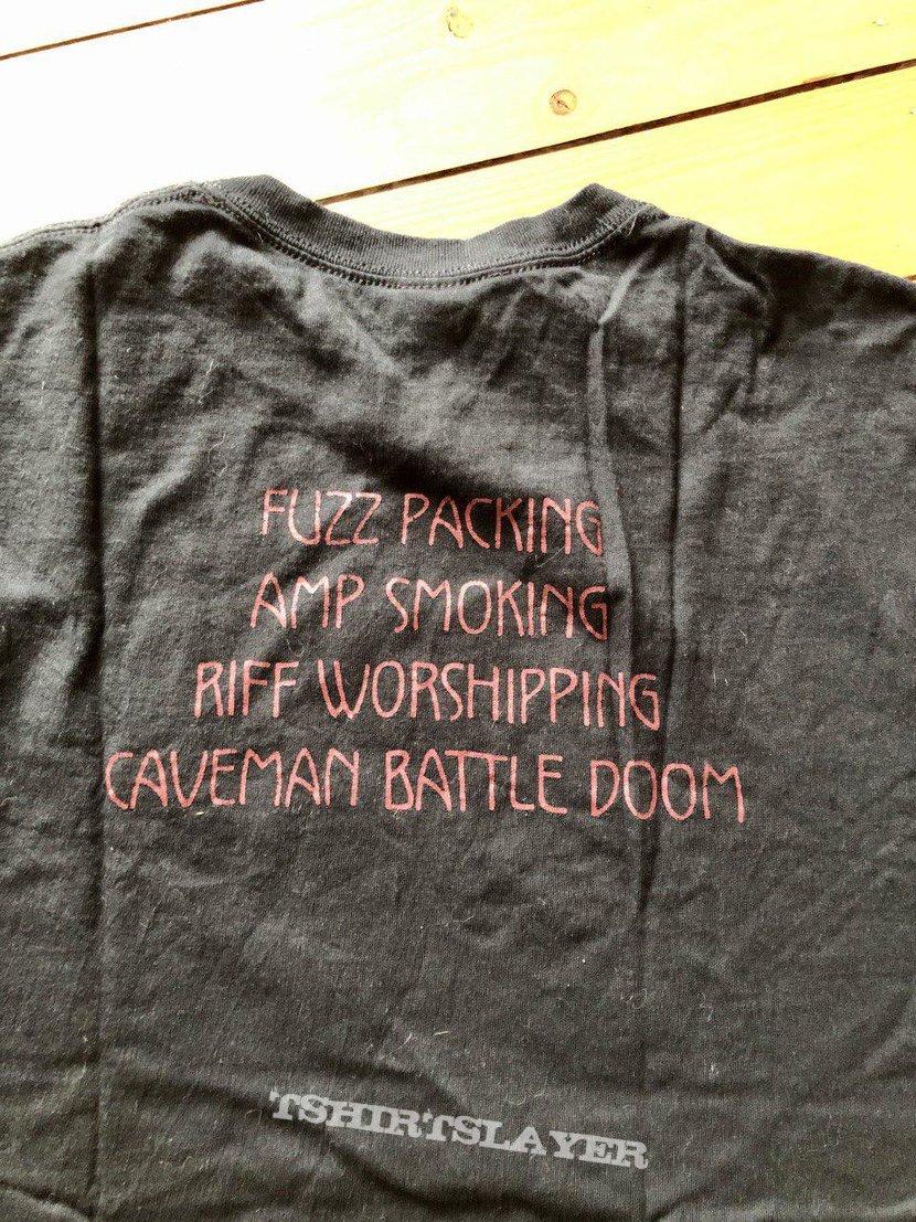 Conan Caveman Battle Doom Shirt in L
