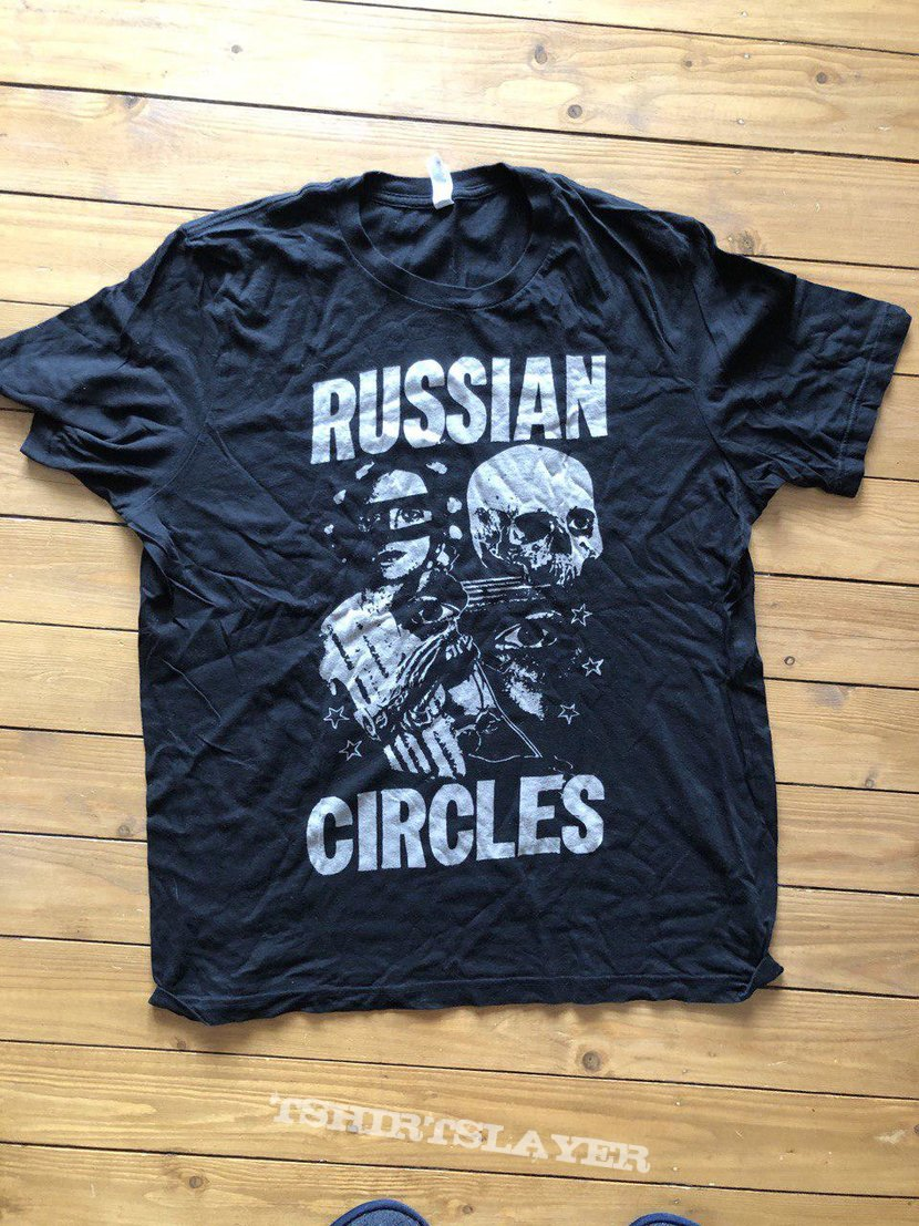 Russian Circles Shirt in XL