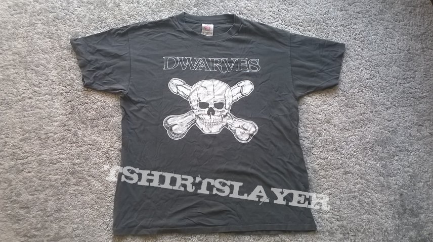 Dwarves Skull and Cross Bones T shirt