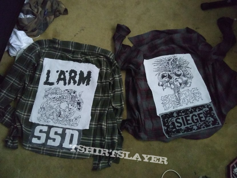 Two new flannels
