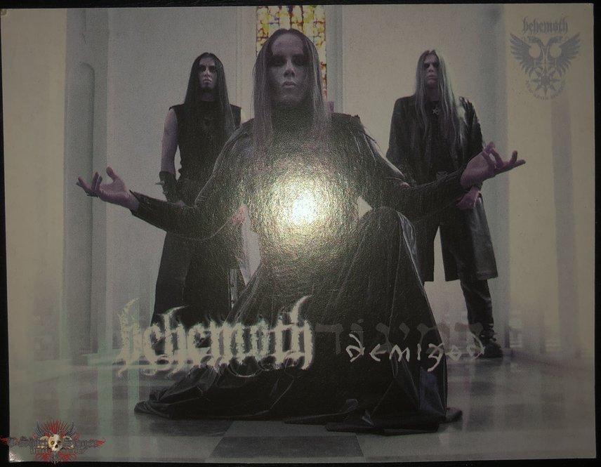 Behemoth Postcard