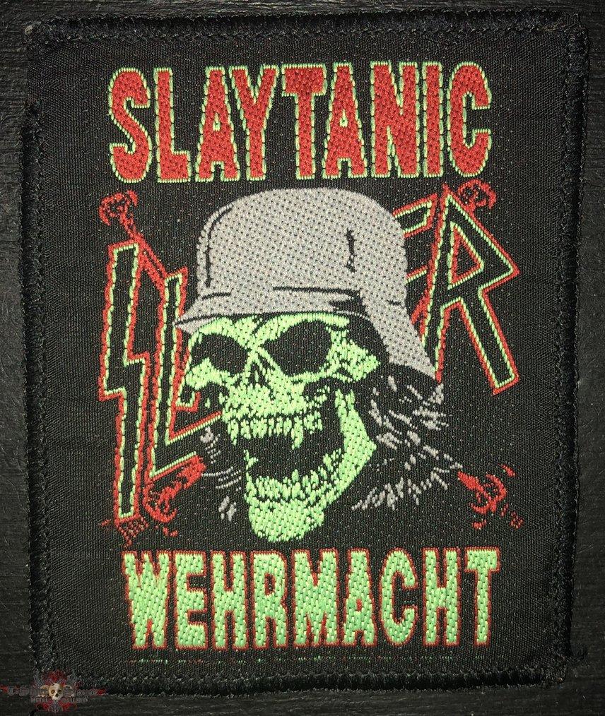 Slayer - Slaytanic Wehrmact Boot