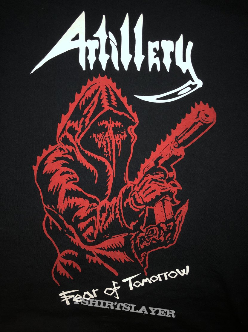 Artillery - Fear Of Tomorrow Shirt