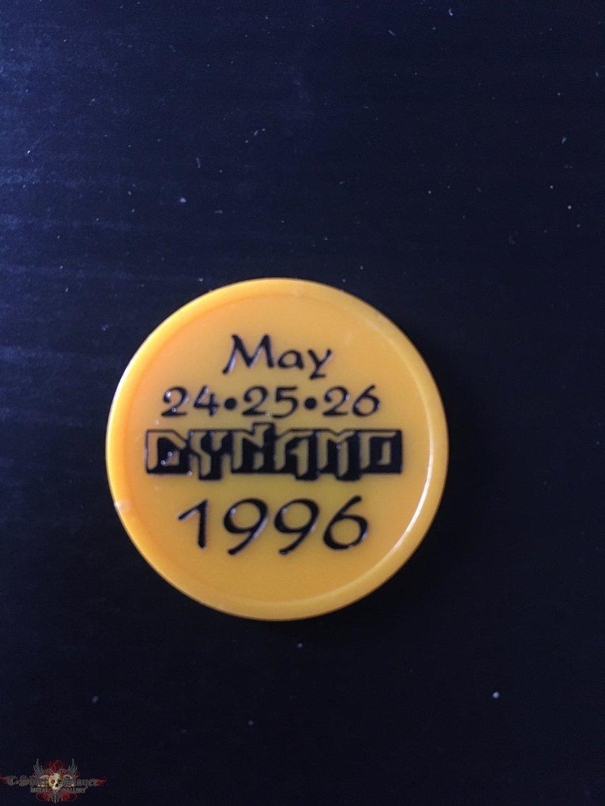 Dynamo festival token 1996