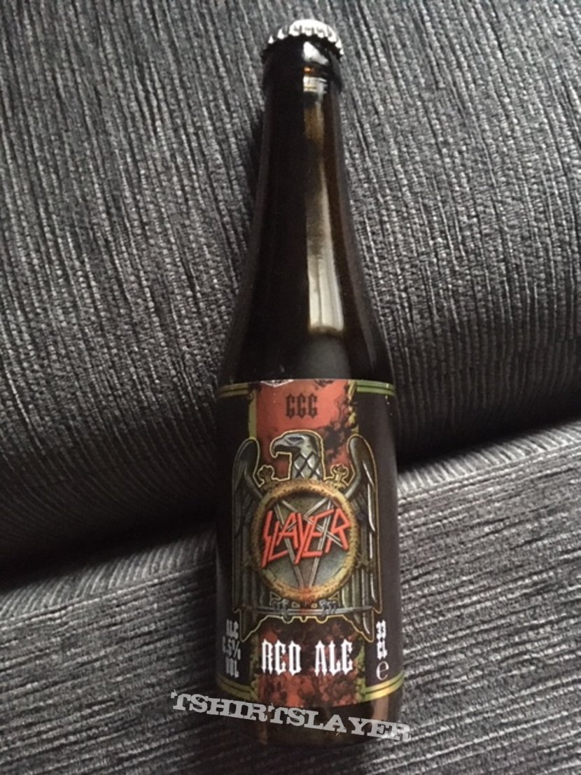 Slayer beer