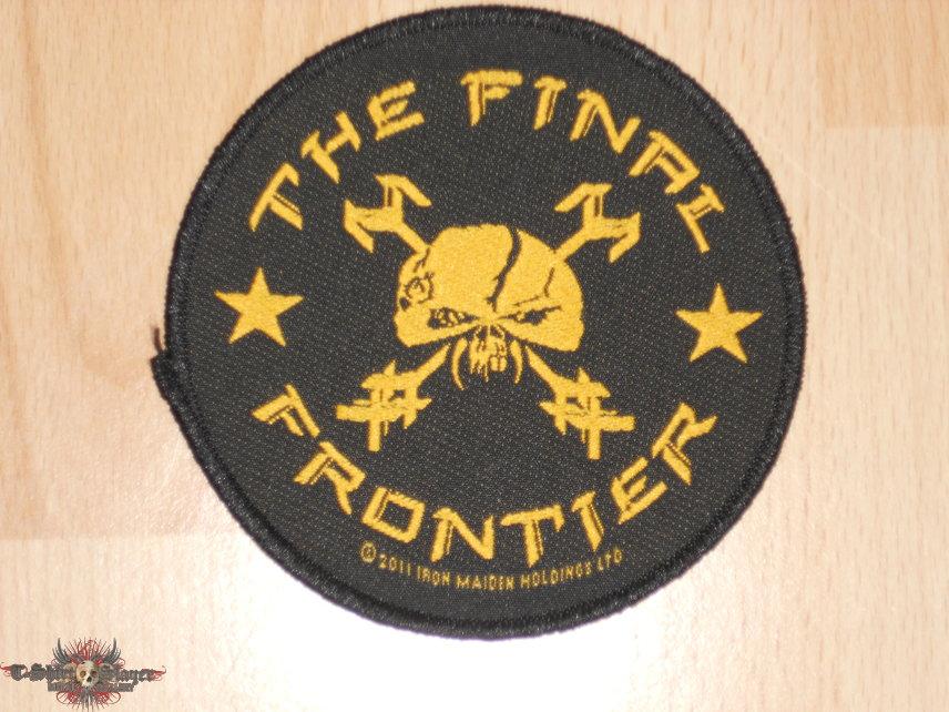 The final frontier cross keys
