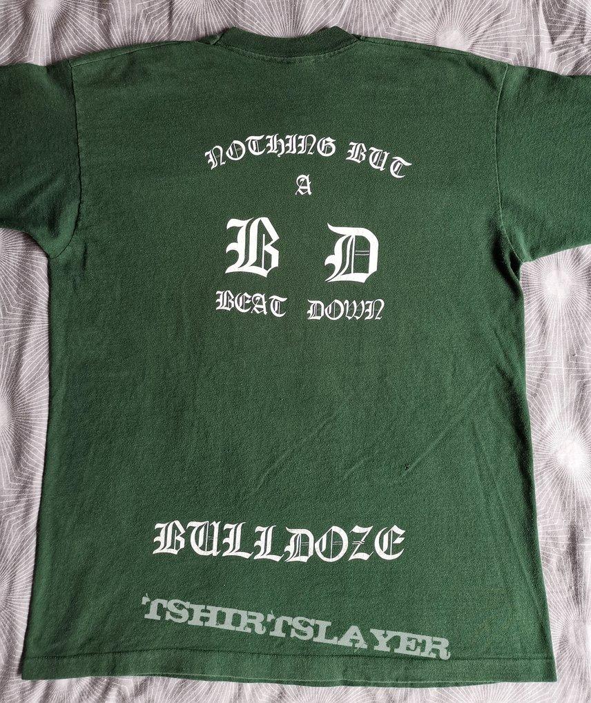 OG 1994 Bulldoze beatdown shirt