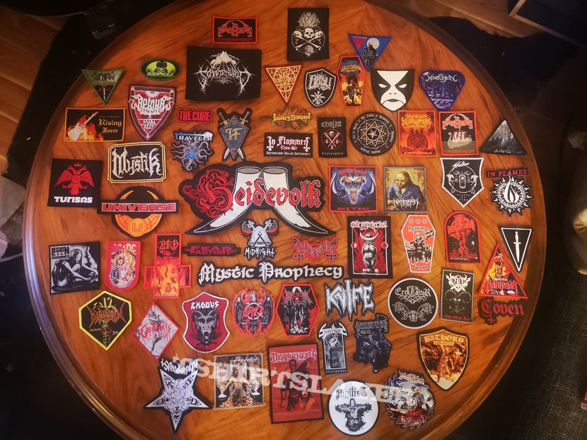 Patch Collection for the new Battle Vest Project ( so far )