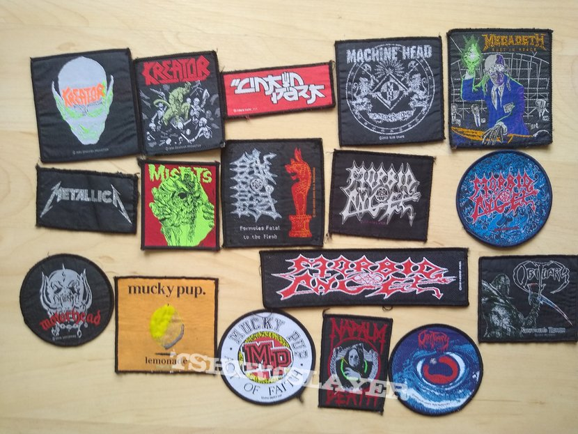 Lots of patches for a new home
