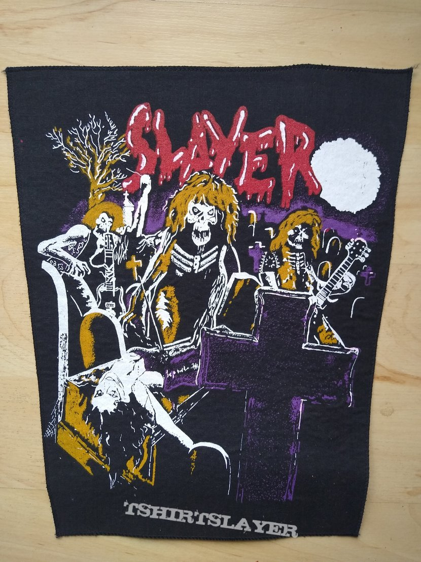 Slayer Backpatch for Voidcrew