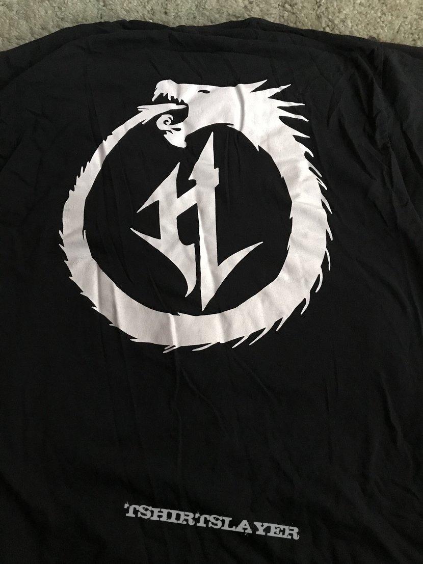 Hellcannon return to the wasteland shirt