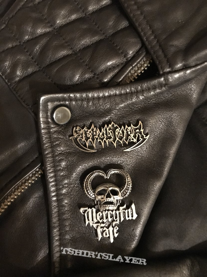 Perdition Temple - Leather Waistcoat / L