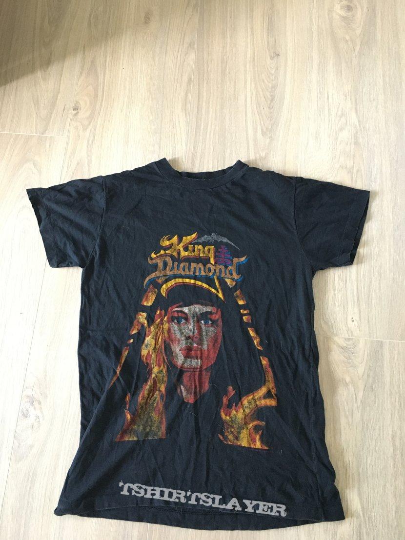 1986 King Diamond - Fatal Portrait Tour Shirt!