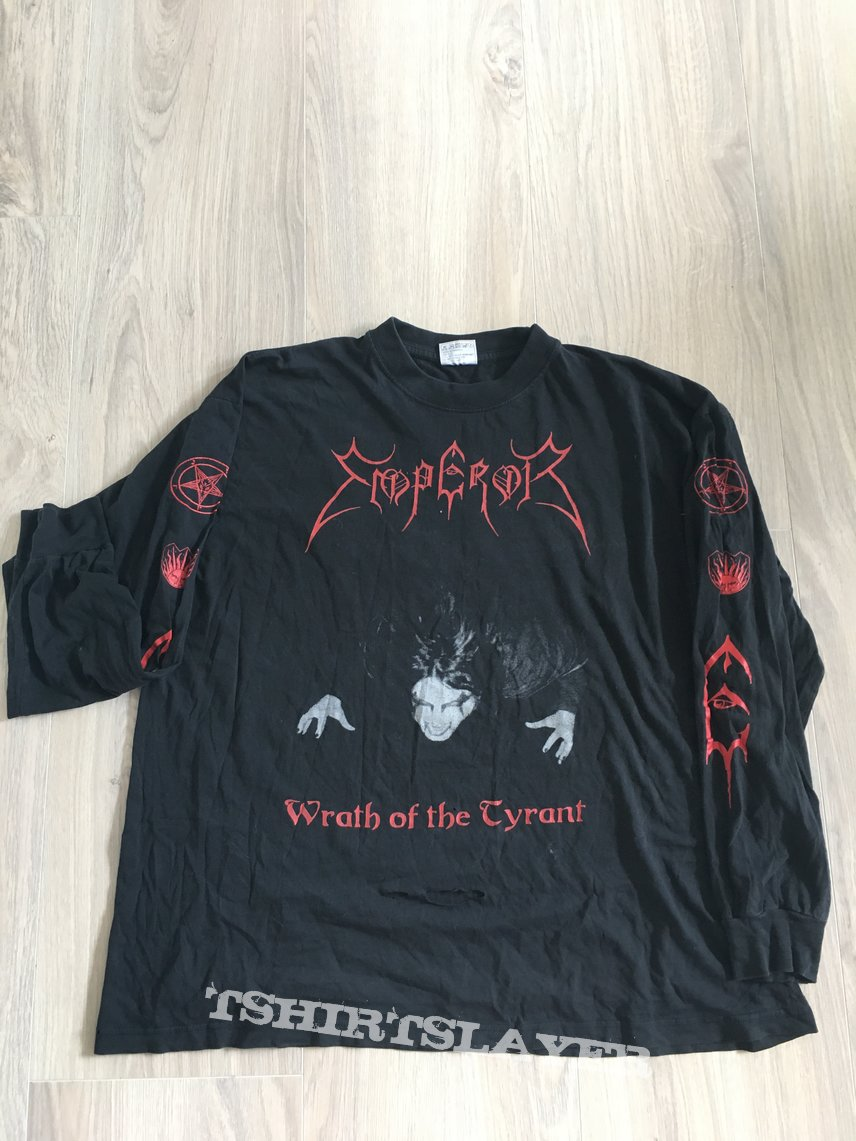 Original Emperor - Wrath Of The Tyrant longsleeve!