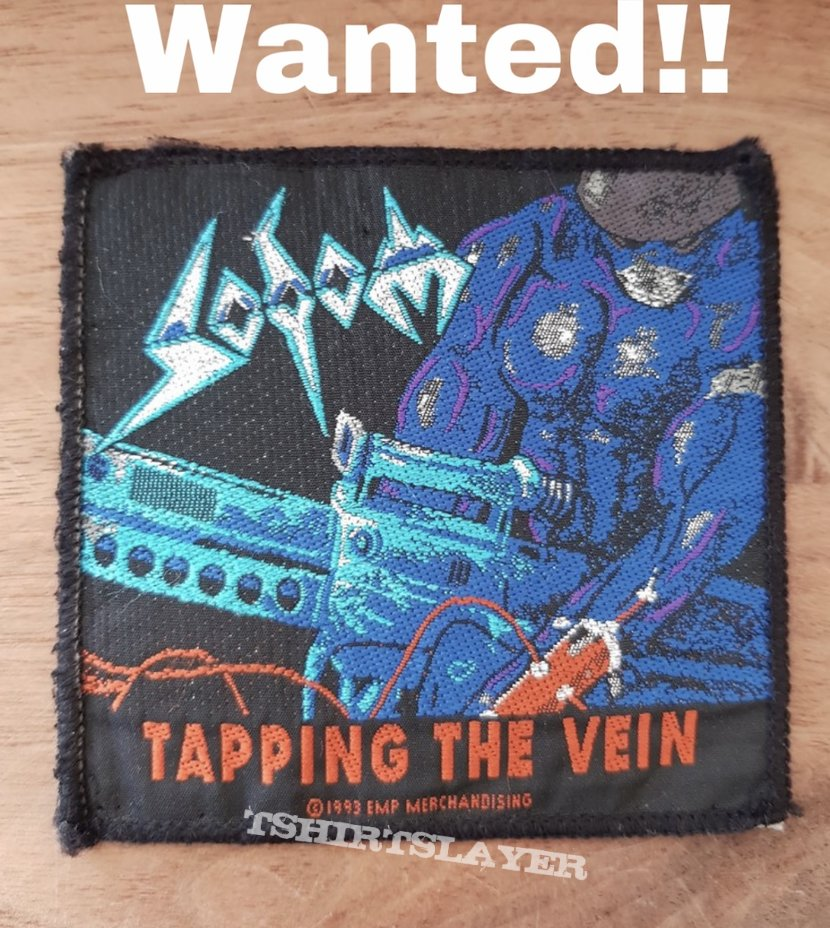 Wanted!! Sodom patch!
