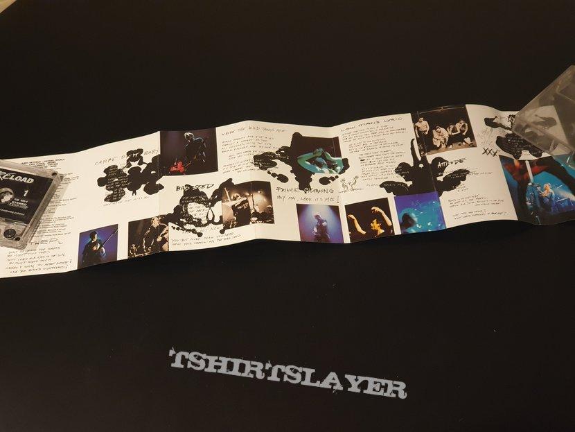 Metallica - ReLoad tape