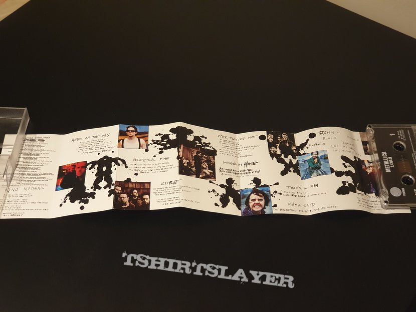 Metallica - Load tape