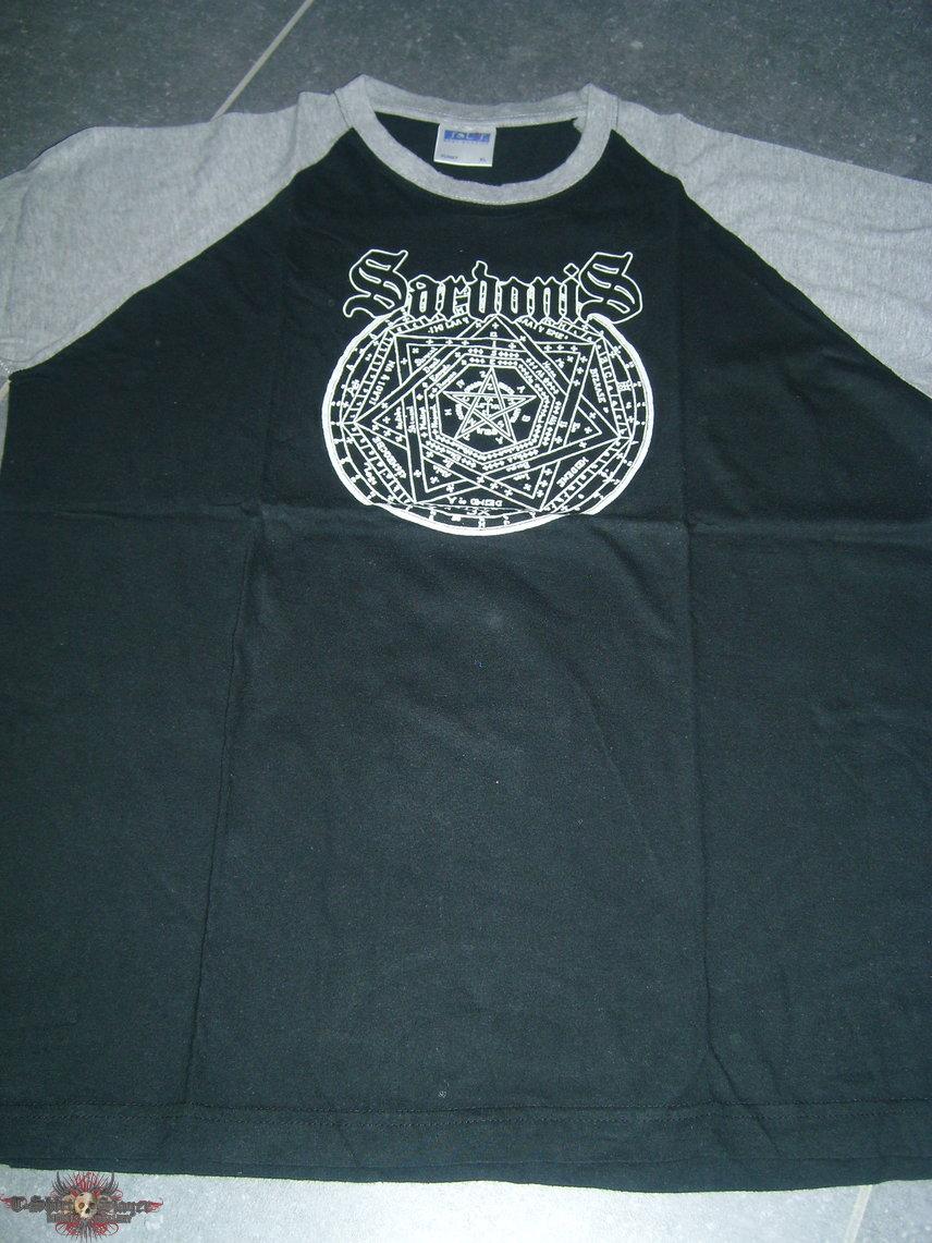 SARDONIS 3rd Logo shirt