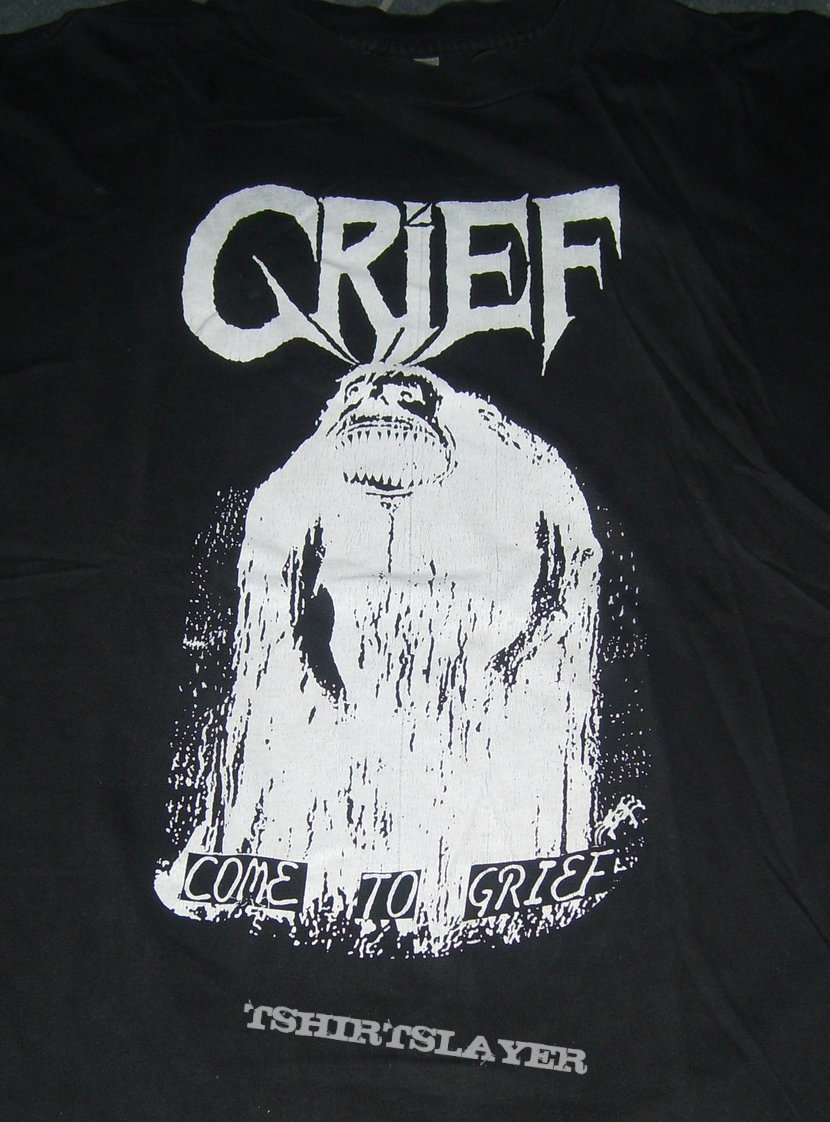 GRIEF Come To Grief shirt