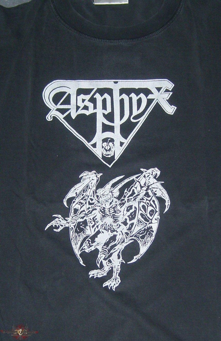 ASPHYX Embrace The Death shirt