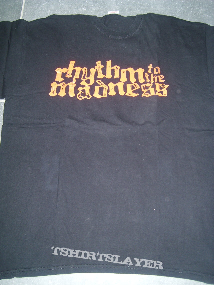 RHYTHM TO THE MADNESS Weltschmerz shirt