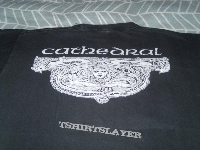 CATHEDRAL 1992 shirt