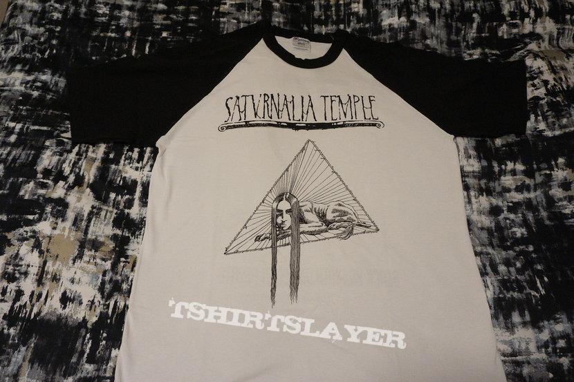 Saturnalia Temple t-shirt