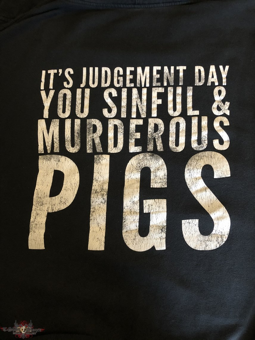 Knives Out Murderous Pigs