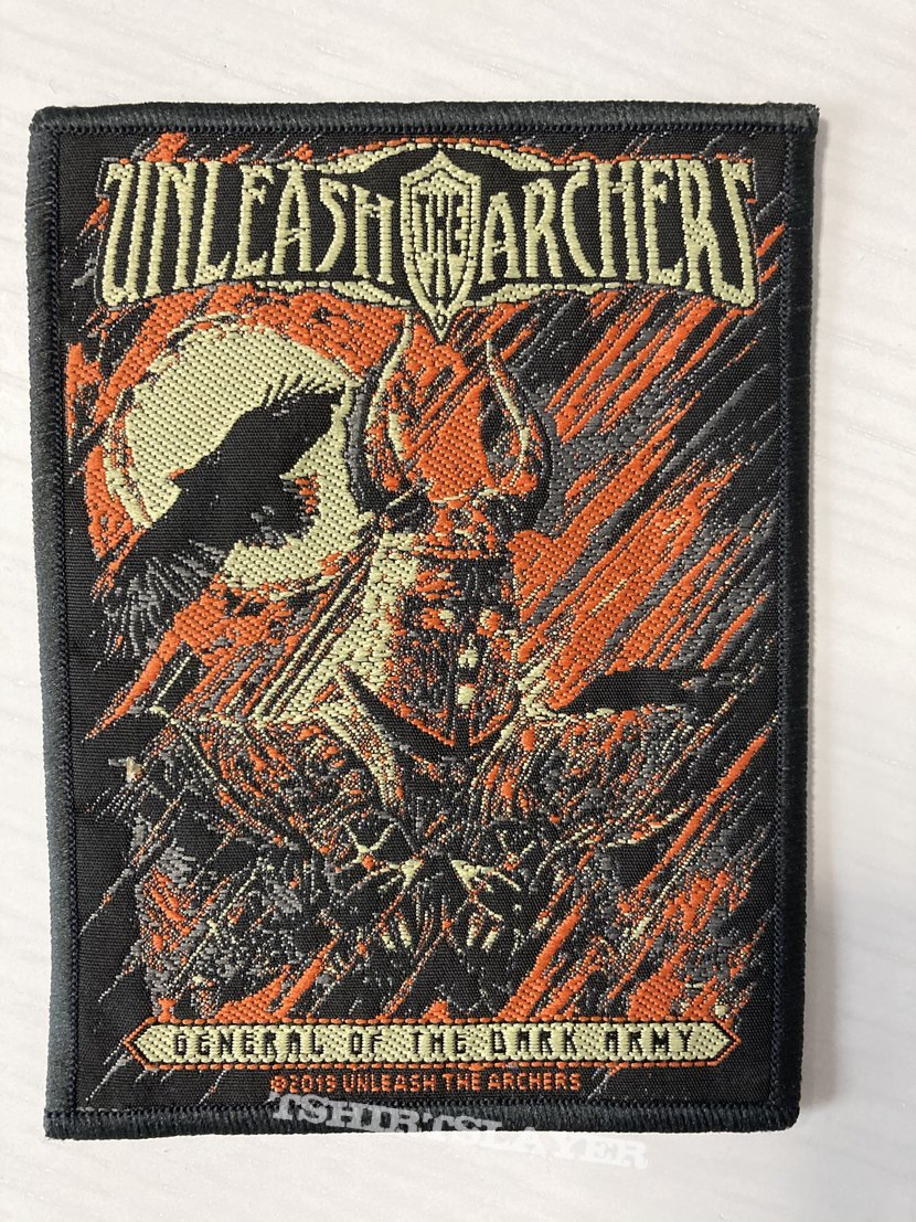 Unleash the Archers - General of the Dark Army patch