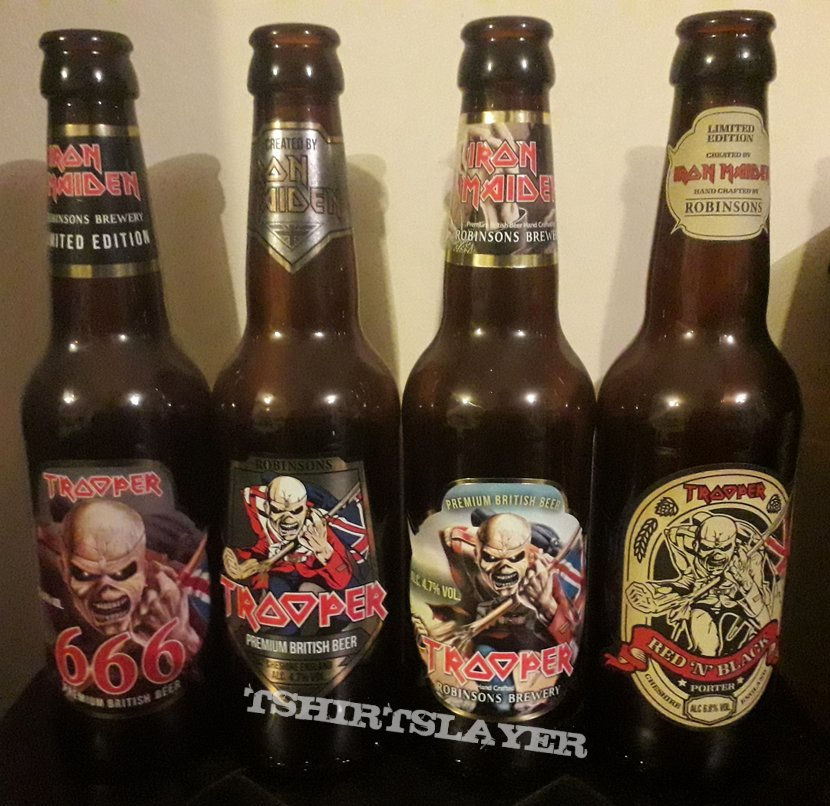 Iron Maiden Beers