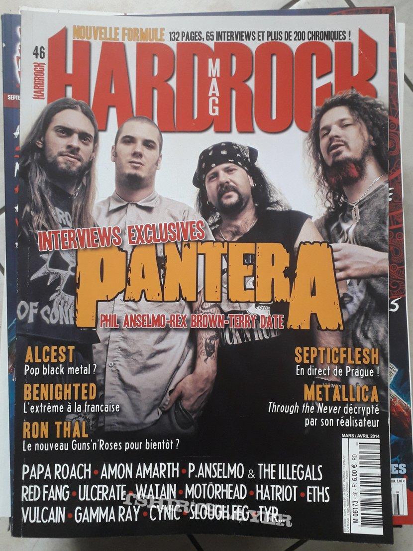Hard Rock Mag N 46