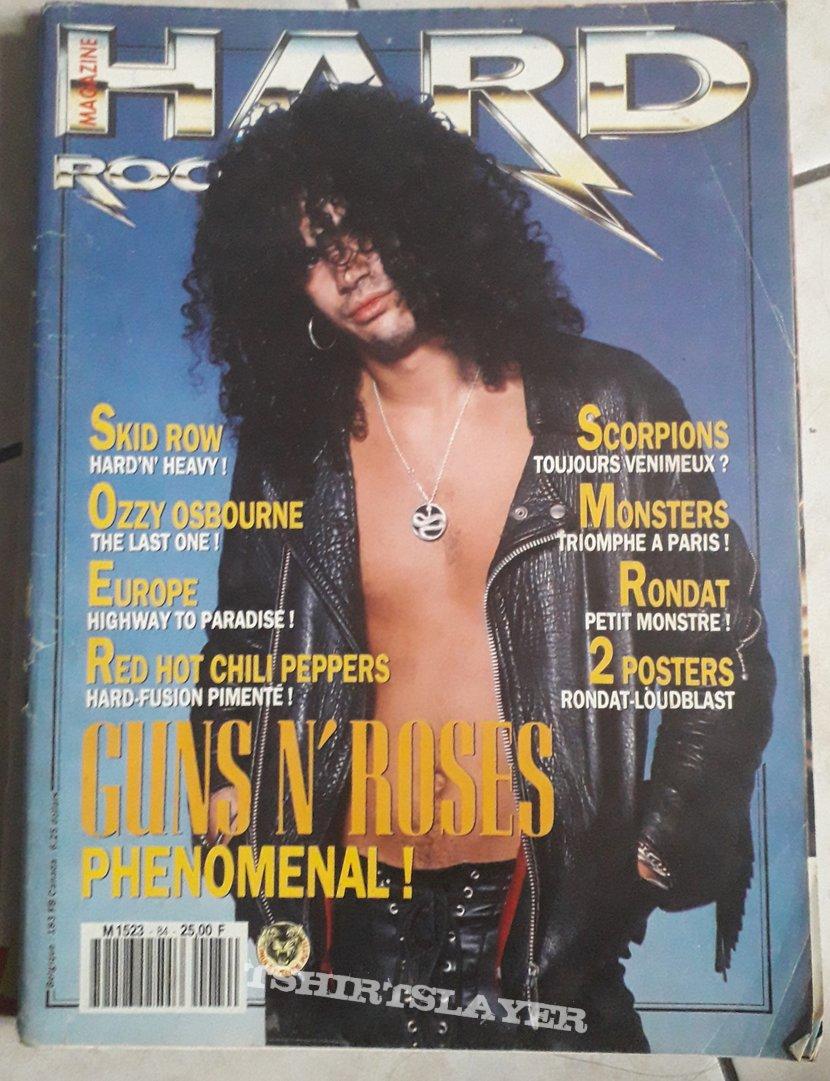 Hard Rock Magazine N 84 ( 1991 )