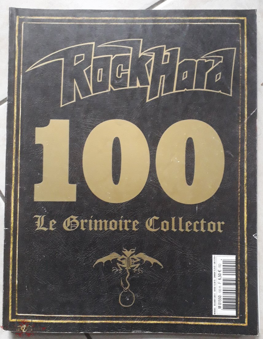 Rock Hard N 100 - Grimoire Collector