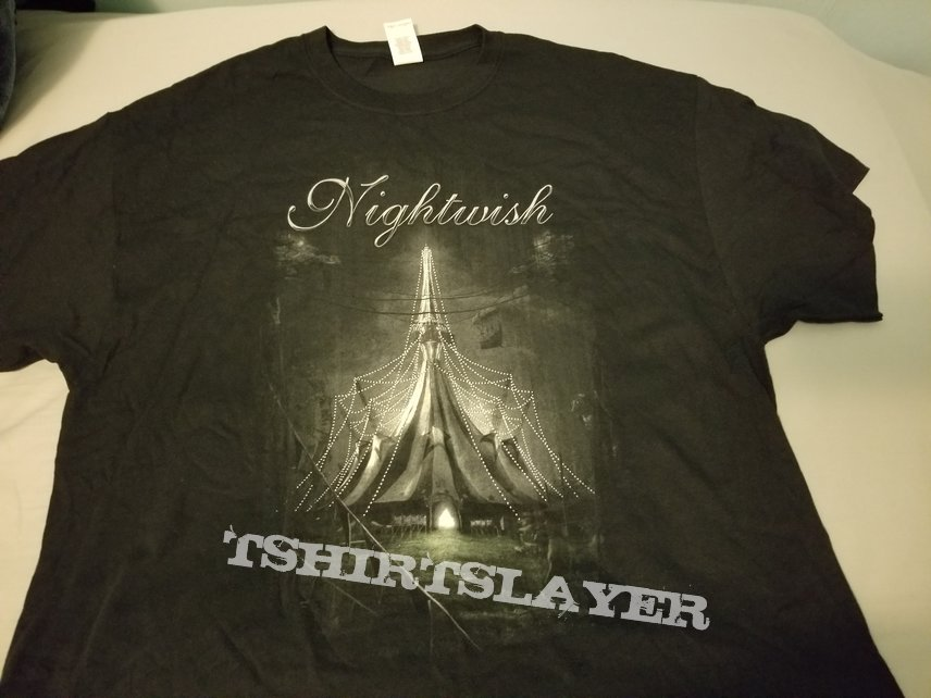 Nightwish - Decades: Imaginaerum shirt