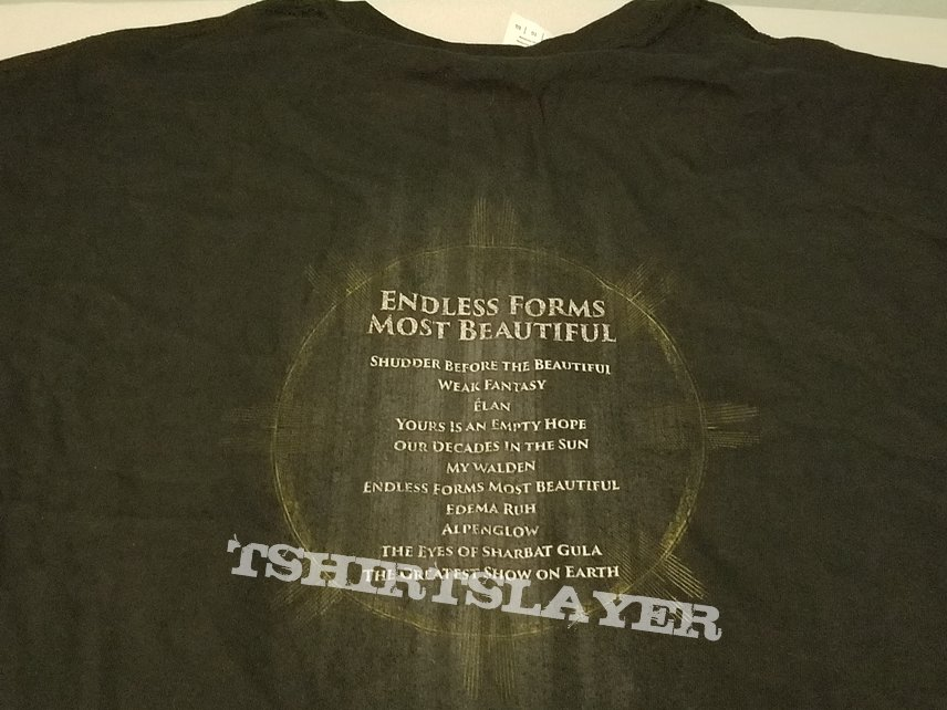 Nightwish - Decades: Endless Forms Most Beautiful shirt