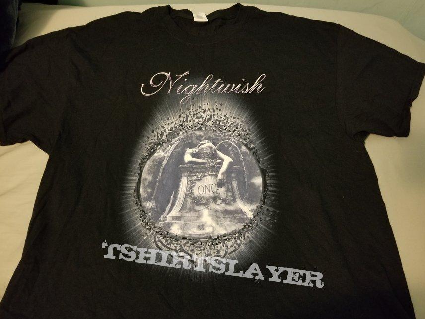 Nightwish - Decades: Once shirt