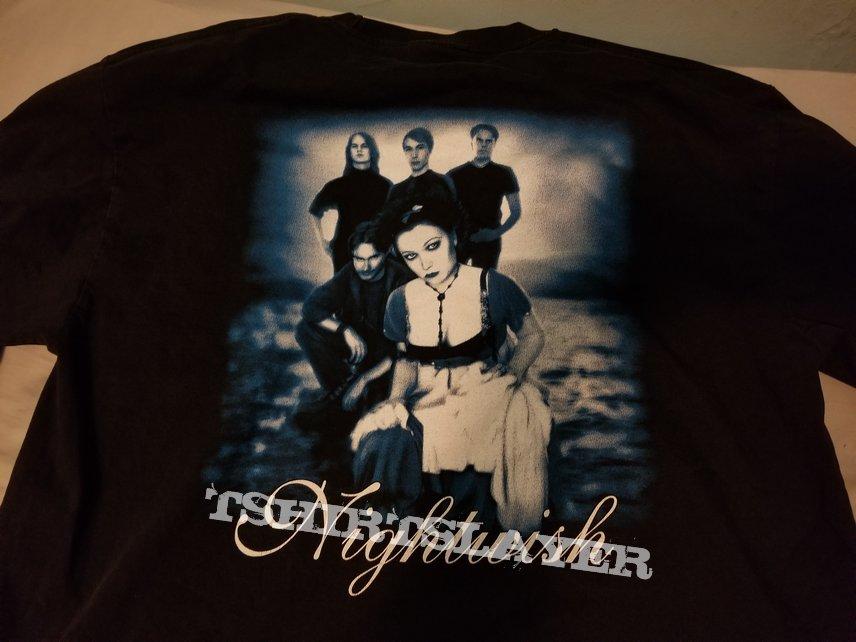 Nightwish - Oceanborn shirt (long-sleeve)