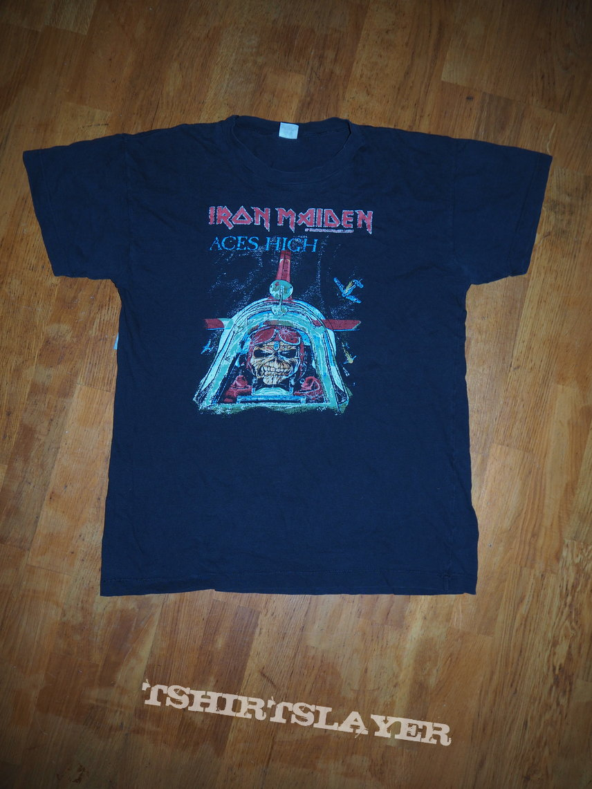 Iron Maiden Aces High T-Shirt