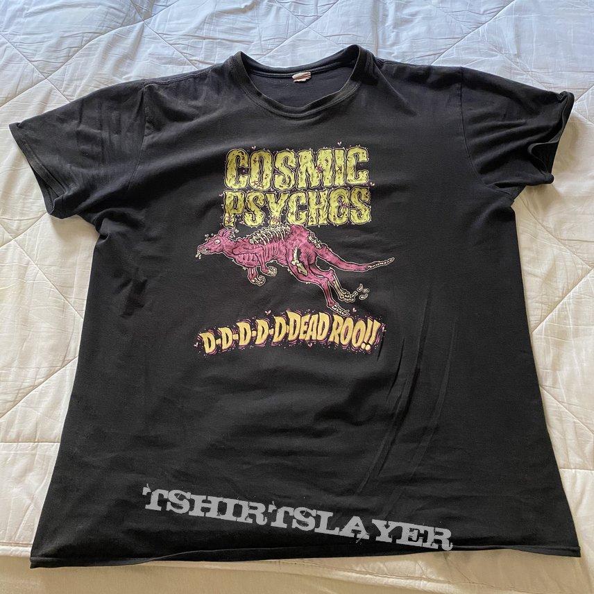Cosmic Psychos D-d-d-d-d dead roo!